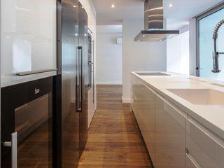 DIONI Home Design CocinaArmarios y estanterías Tablero DM Blanco