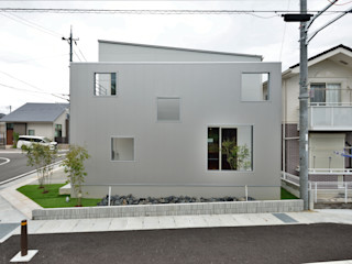 karasaki house ALTS DESIGN OFFICE 一戸建て住宅