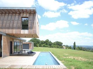 Créateurs d'Interieur 家庭用プール 木