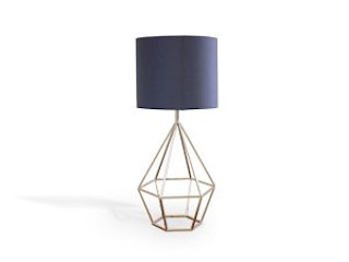 viku 客廳照明 鐵/鋼 Blue