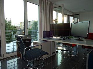 Junker Architekten 書房/辦公室 White