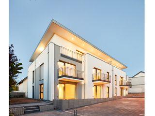 STRICK Architekten + Ingenieure Casas multifamiliares
