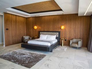 AB DESIGN Minimalistische slaapkamers