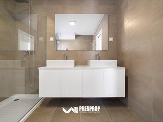 Presprop - Portugal Construction Modern bathroom