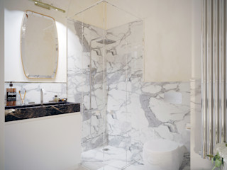 Eli's Home Eklektik Banyo Beyaz