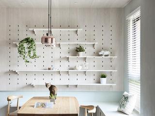 思維空間設計 Oficinas de estilo moderno