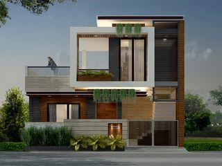 Exterior Design and Facade Ideas homify Modern Houses