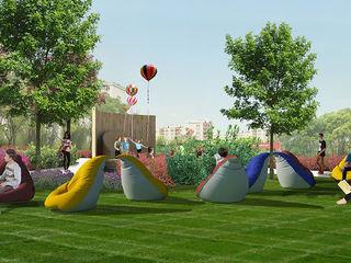 ULUDAĞ KOLEJİ Peyzaj Projelendirme & Landscaping Project konseptDE Peyzaj Fidancılık Tic. Ltd. Şti. Klasik Bahçe