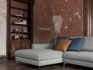 Alexandra Sofa IQ Furniture SalonCanapés & Fauteuils Plumes Gris
