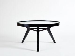 Beistelltisch und Coffeetable aus Holz, Metall und Glas Neuvonfrisch - Möbel und Accessoires WohnzimmerCouch- und Beistelltische