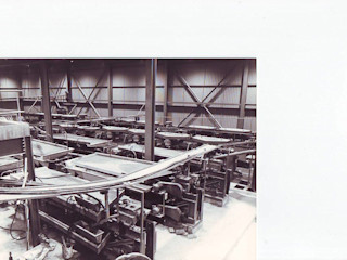The Mill Building - Yesteryear Building With Frames Prefabricated home Metal