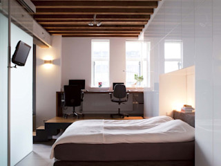 Thijssen Verheijden Architecture & Management Chambre scandinave