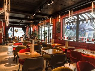 Créateurs d'Interieur モダンなレストラン
