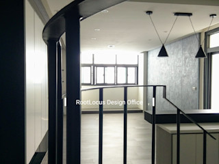台中王公館 築本國際設計有限公司 客廳
