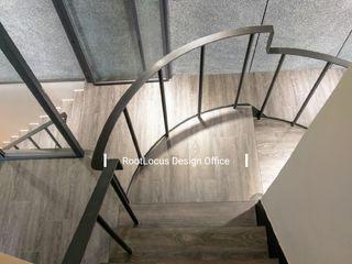 台中王公館 築本國際設計有限公司 樓梯
