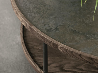 Koster Coffee Table IQ Furniture SalonCanapés & tables basses Bois Marron