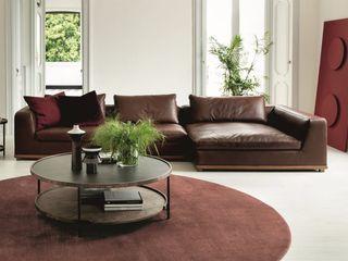 Koster Coffee Table IQ Furniture Salon moderne Bois Marron
