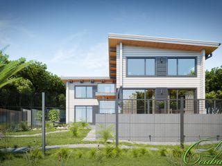 Компания архитекторов Латышевых 'Мечты сбываются' Casas mediterrânicas