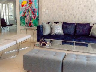 CKW Lifestyle Associates PTY Ltd WohnzimmerCouch- und Beistelltische Metall Metallic/Silber