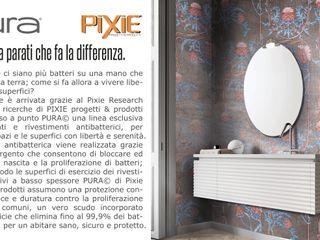 PIXIE progetti e prodotti Paredes y pisosPapel tapiz y vinilos