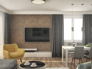 hexaform Modern Oturma Odası
