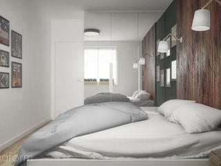 hexaform Minimalist Yatak Odası