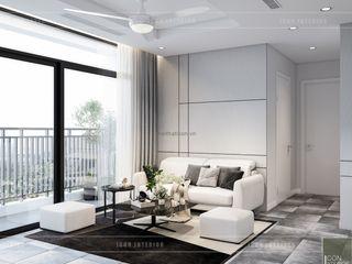 ICON INTERIOR Salas modernas
