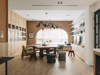 家,就是最真實的美好-百葉簾.蜂巢簾 MSBT 幔室布緹 客廳配件與裝飾品 實木 White