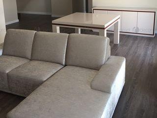 Decordesign Interiores ВітальняДивани та крісла Сірий