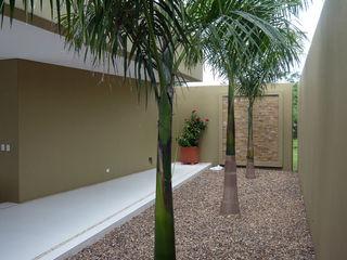 NOAH Proyectos SAS 熱帶式走廊,走廊和樓梯 水泥 Beige