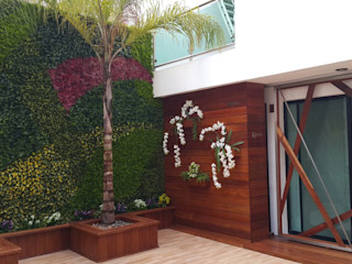 Arquitectura Orgánica Viviana Font Balconies, verandas & terraces Accessories & decoration