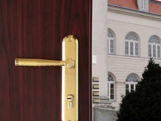 Industrial de Cerraduras Puertas y ventanasPuertas Cobre/Bronce/Latón Ámbar/Dorado