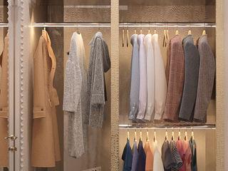 Студия интерьерного дизайна happy.design Modern dressing room