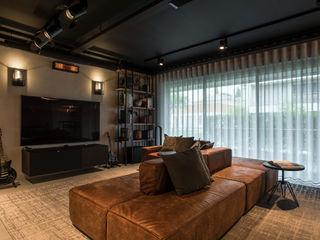 Santiago | Interior Design Studio Salon industriel
