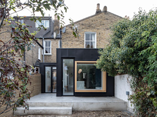 Fermor Red Squirrel Architects Ltd Rumah Modern