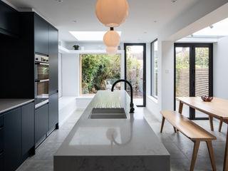 Fermor Red Squirrel Architects Ltd Dapur Modern