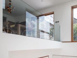 Honor Oak Red Squirrel Architects Ltd Koridor & Tangga Modern