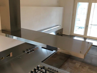 SteellArt Built-in kitchens