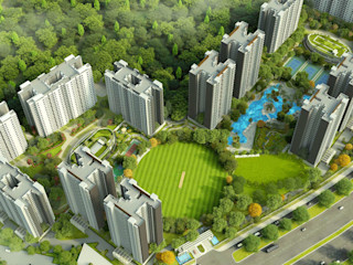 Commercial Property Sobha City Garden Shed