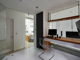 新莊郭公館 Moooi Design 驀翊設計 書房/辦公室