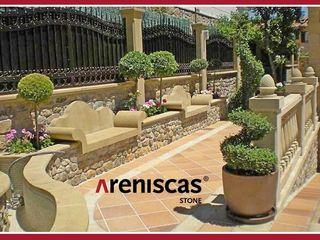 ARENISCAS STONE 花園家具 石器 Multicolored