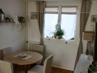 CS Déco Design Scandinavian style dining room Wood Beige