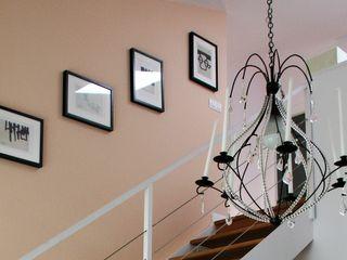 Vivienda Adosada Gala Feng Shui Interiorismo online en Azpeitia Escaleras