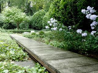 Andrew van Egmond (ontwerp van tuin en landschap) Taman Gaya Country