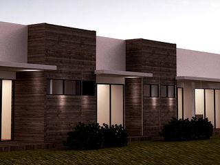 Hincapie Idarraga Estudio Single family home Concrete White