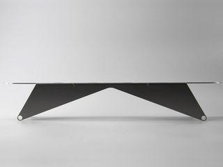 Vitruvio Design CocinaVasos, cubiertos y vajilla Metal Metálico/Plateado