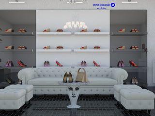 'Design studio S-8' Espaços comerciais clássicos