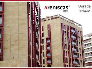 ARENISCAS STONE 辦公大樓 石器 Amber/Gold