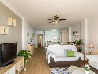 Home & Haus | Home Staging & Fotografía Mediterranean style living room