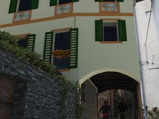 L'Agorà - L'Albergo Arriverà - IMMOBILE 36 Ing. Massimiliano Lusetti Casa di campagna